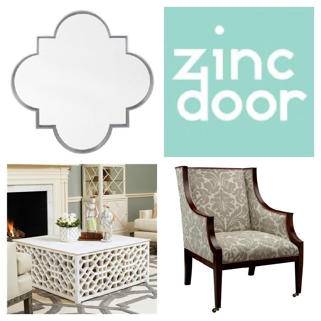 Zinc Home Accessories