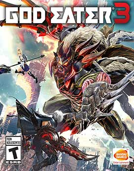 God Eater 3 Jogos Torrent Download capa