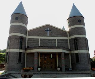 Igreja de São Pelegrino, em Nova Prata