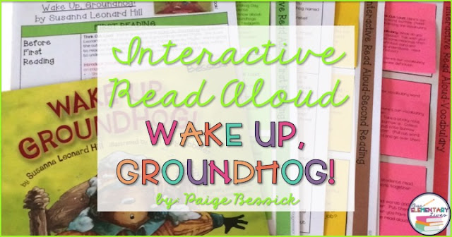 groundhog read aloud resource