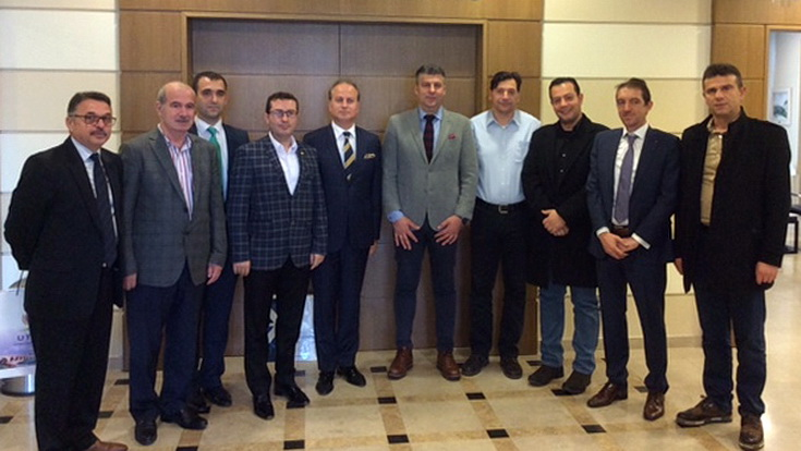 Συνάντηση εργασίας του Επιμελητηρίου Έβρου με το Επιμελητήριο Ουζουνκιοπρού