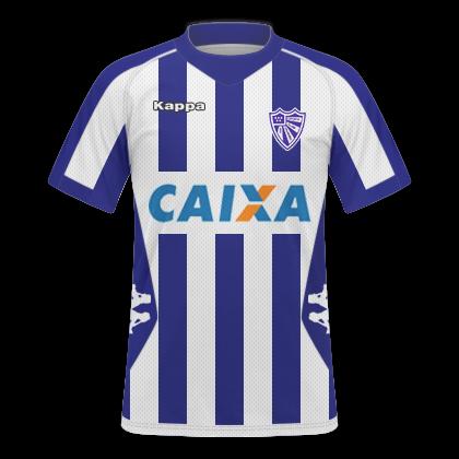 cae40c490330b Brasfoot 2014 - Futebol Camisa  Camisas Cruzeiro - RS - Home