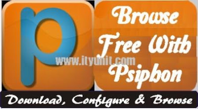 how to use Psiphon
