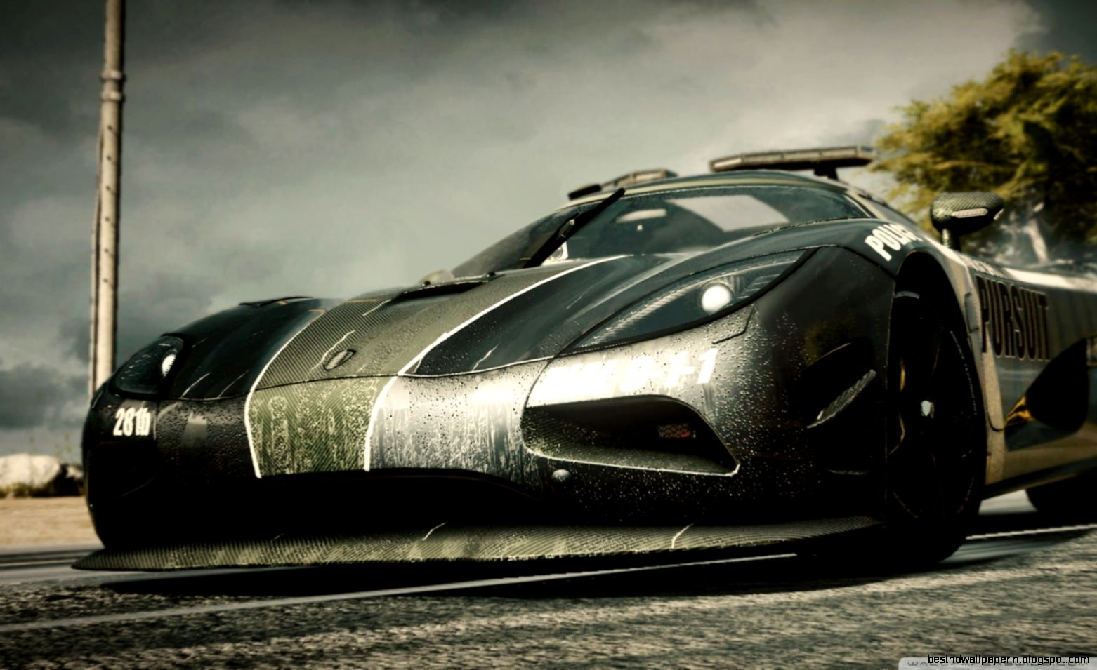 Need For Speed Rivals Wallpaper 1080P
