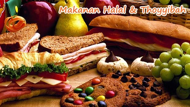 ayat dan hadis tentang mengonsumsi makanan minuman halal
