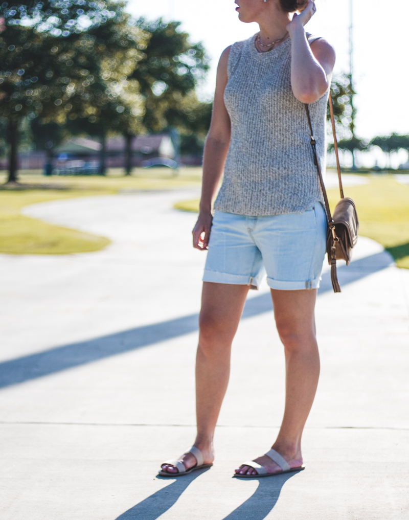 Madewell Sleeveless Tunic