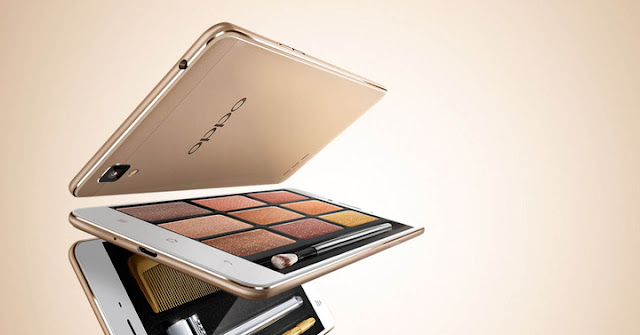 Oppo unveils new F1 Plus with a larger screen and more RAM