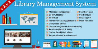 Library Book Issue And Return System