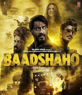 Baadshaho Upcoming Bollywood Movies of 2017