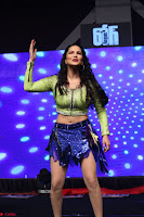 Sunny Leone Dancing on stage At Rogue Movie Audio Music Launch ~  307.JPG