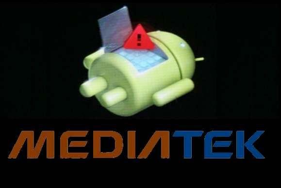 mediatek recovery
