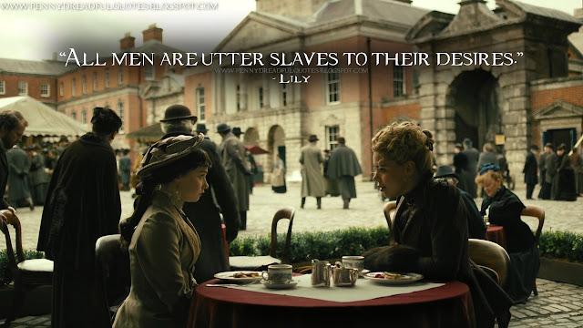 All men are utter slaves to their desires.
