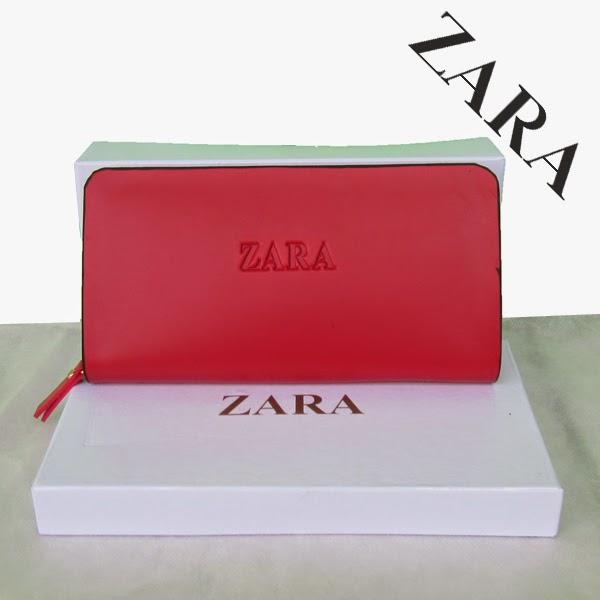 Model Dompet Wanita Merk Zara Terbaru 2014