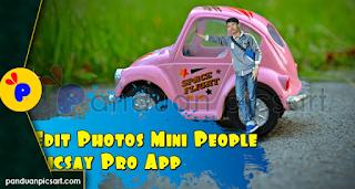 picsay edit foto mini