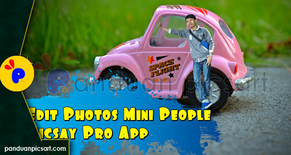picsay edit foto mini