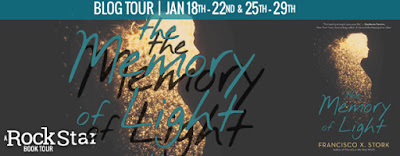 The Memory of Light Book Tour, hosted by a Rock Star