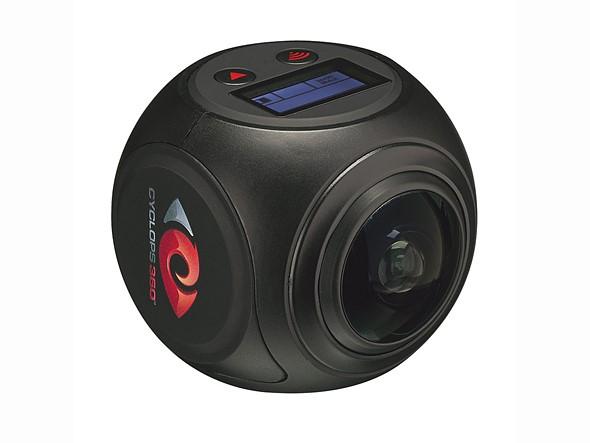 الإعلان عن كاميرا Cyclops 360 المُخصصة لتصوير الرياضات السريعة بدقة 4K