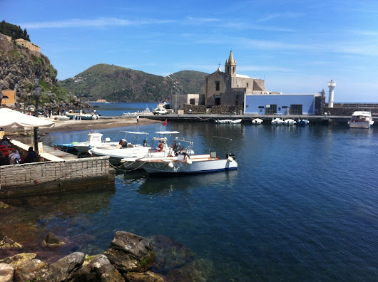 Lipari - Leaving the best to last (well, almost)