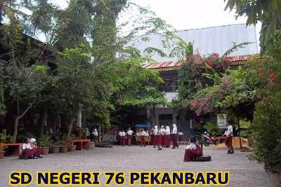 Lowongan SD Negeri 76 Pekanbaru Maret 2018