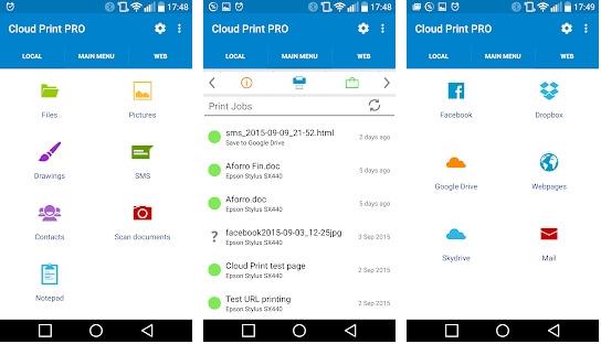 Δωρεάν εφαρμογή για να εκτυπώστε δεδομένα από το τηλέφωνο...στο σπίτι σας