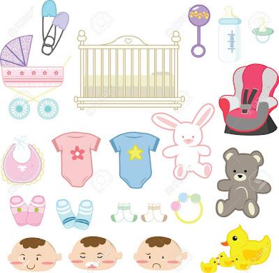 Perlu buat checklist untuk barang-barang keperluan baby