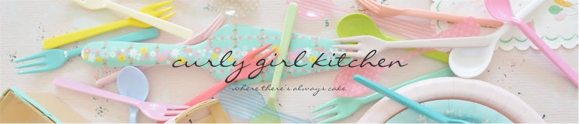 Curly Girl Kitchen
