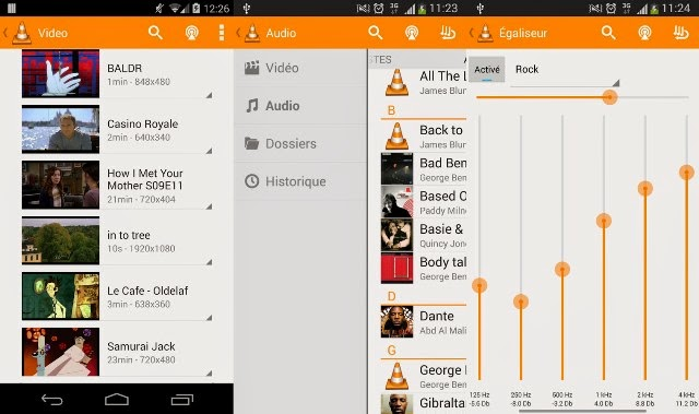VLC Media Player Android