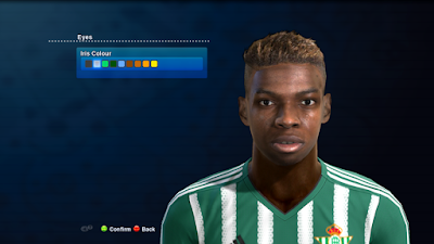 charly musonda jr - Real Betis