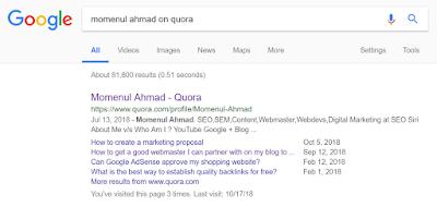 Momenul Ahmad on Quora https://www.quora.com/profile/Momenul-Ahmad