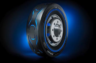 Continental e MAN apresentam o pneu verde Conti e.MotionPro na IAA 2018