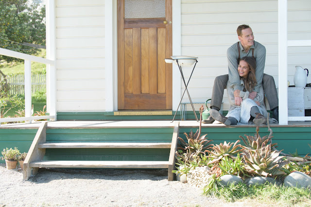 The Light Between Oceans Michael Fassbender Alicia Vikander