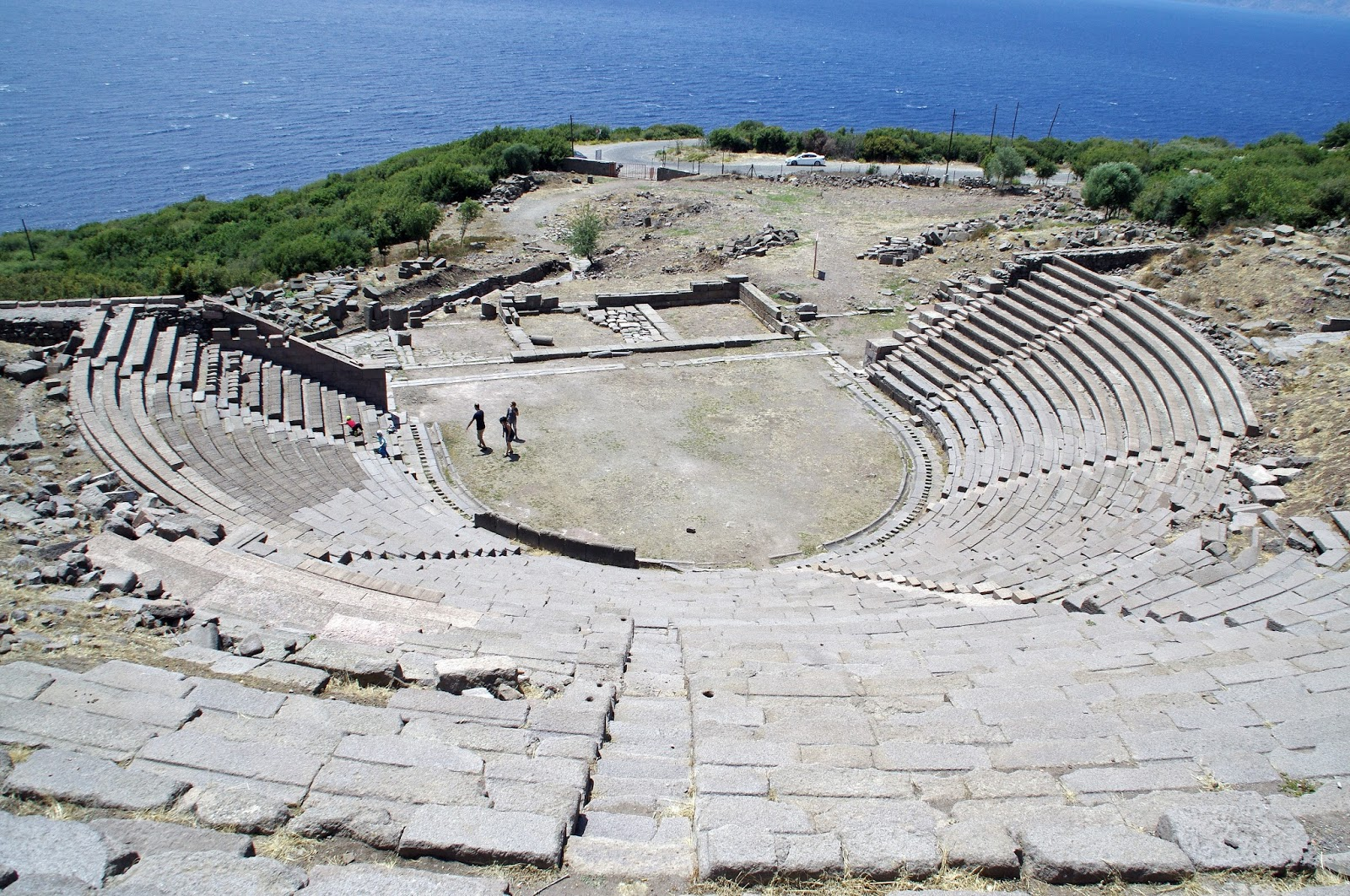 Assos: An Archaeologists Dream with Neyzen