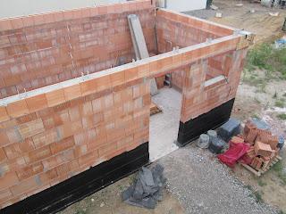 unser hausbau garage in eigenleistung ringanker u. Black Bedroom Furniture Sets. Home Design Ideas