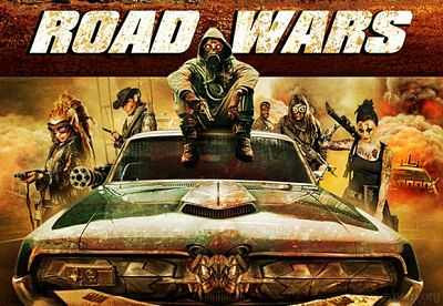 Road Wars (2015) 300MB Hindi Dubbed Movie Download dual audio