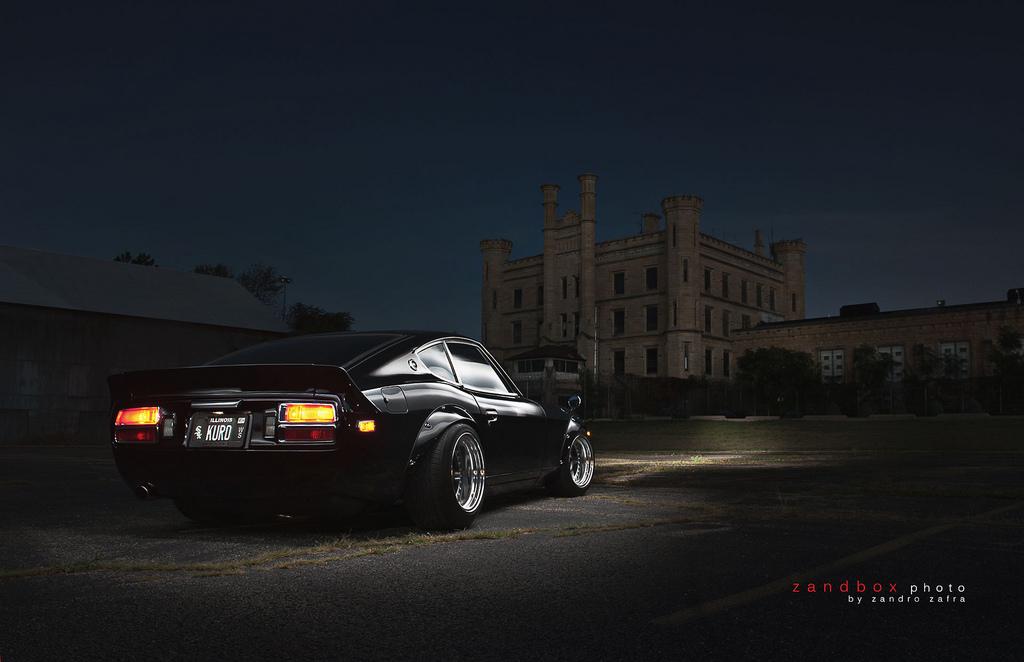 Nissan Fairlady Z, S30, Datsun, popularne klasyczne samochody, auta z duszą