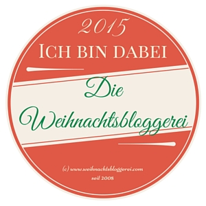 Die Weihnachtsbloggerei 2015