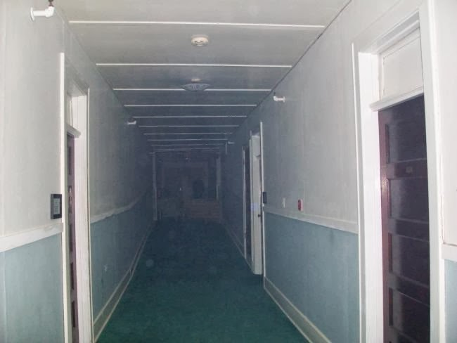 Hotel Conneaut Haunted 3rd Floor