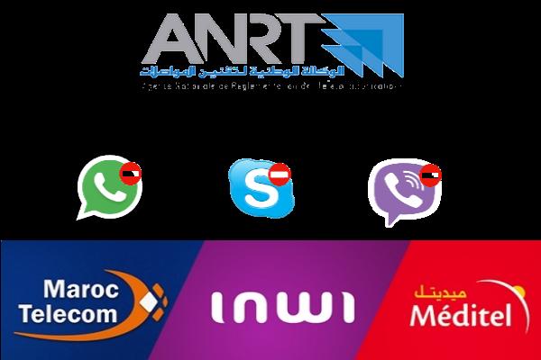 تطورات جديدة في قضية منع VoIP في المغرب