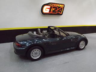 BMW Z3 roadster - tamiya 1/24