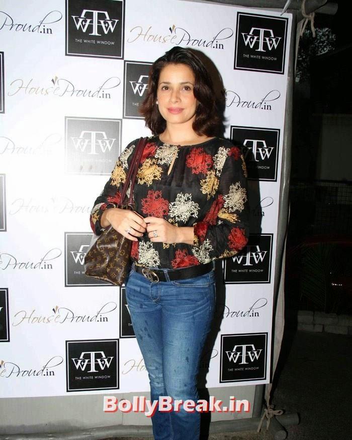 Neelam, Twinkle Khanna at Sanvari & Anjori Alagh's Pop Up Store Launch