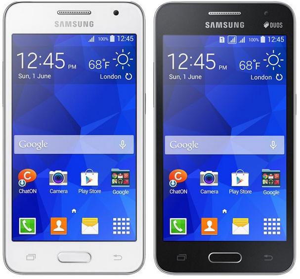 Spesifikasi Samsung Galaxy Core 2 SM-G355H
