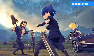 Download Final Fantasy XV : Pocket Edition Apk