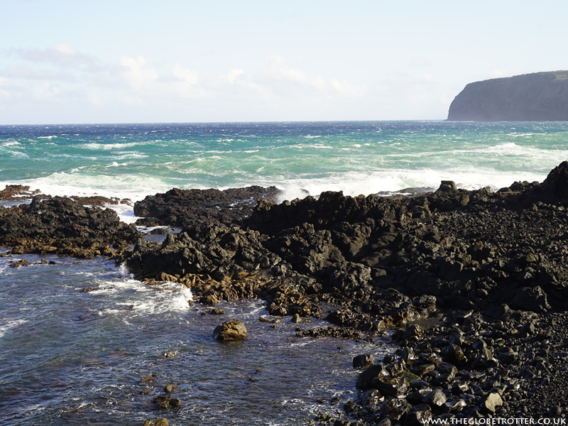 Mosteiros Beach