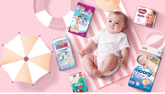 [Mẹo nhỏ]: 2 Mẹo giúp bạn dùng Tã cho trẻ sơ sinh vừa hiệu quả vừa kinh tế!!!