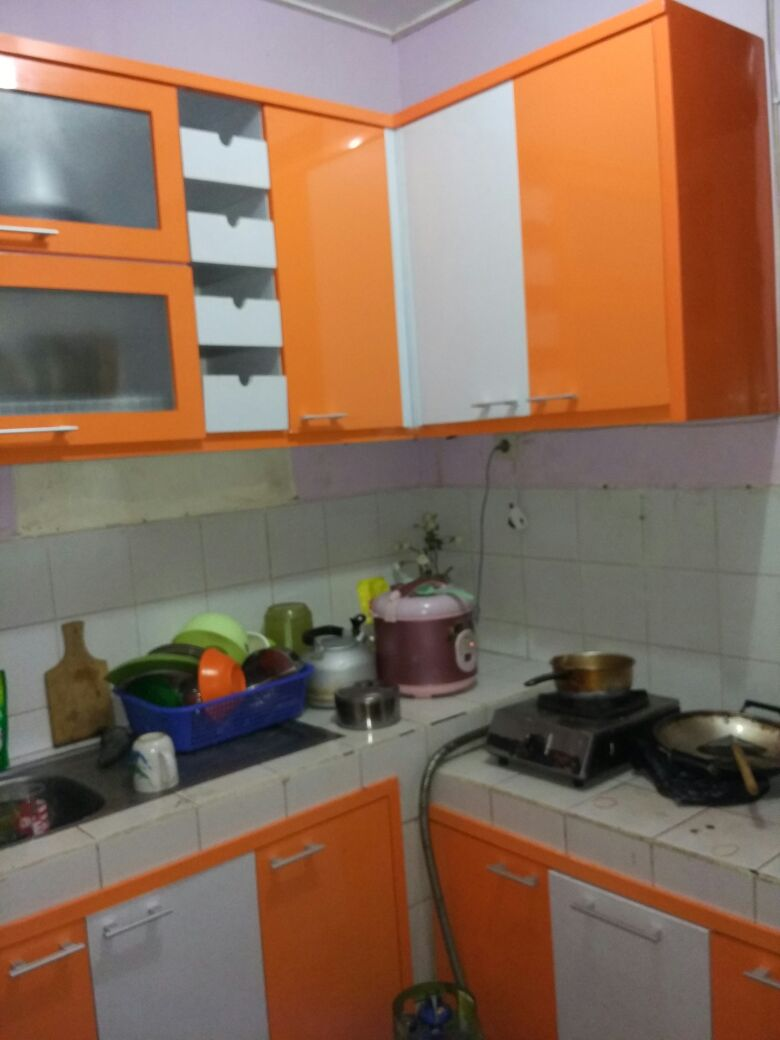 Kitchen Set Kantor Kss Semarang By Interior Jepara