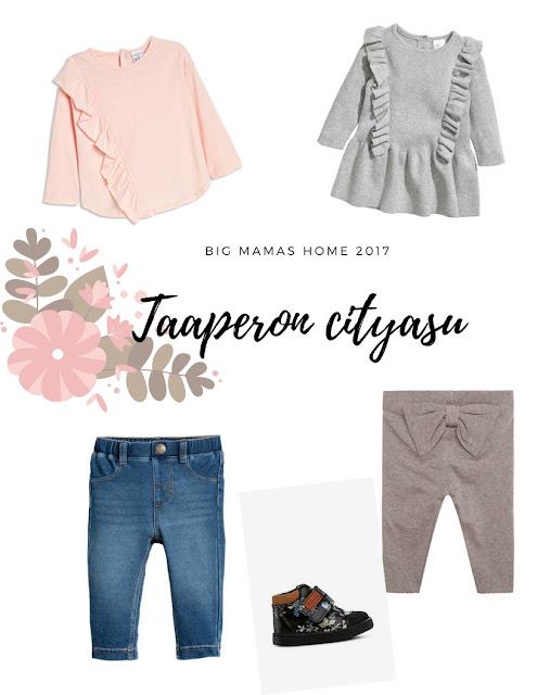 H&M, Lindex, KappAhl, Newbie, Kavat, lastenvaatteet, neutraalit värit, neutraaleja lastenvaatteita,