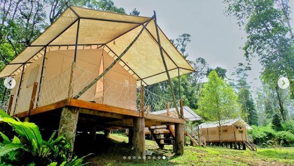 Camping Ground & Glamping di Cimanggu Ciwidey Bandung