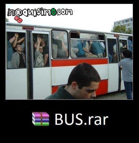 Autobus rar