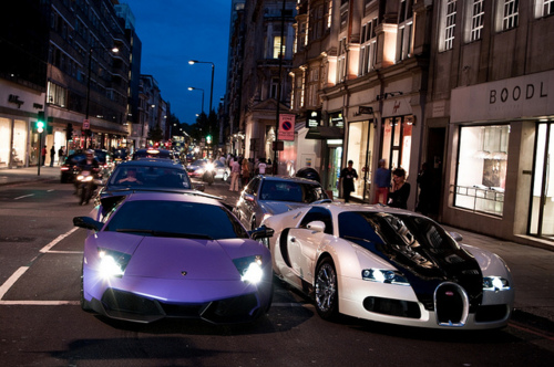 Porsche West Houston >> Cars, Rides , Slabs: Purple Lamborghini and Black & White ...