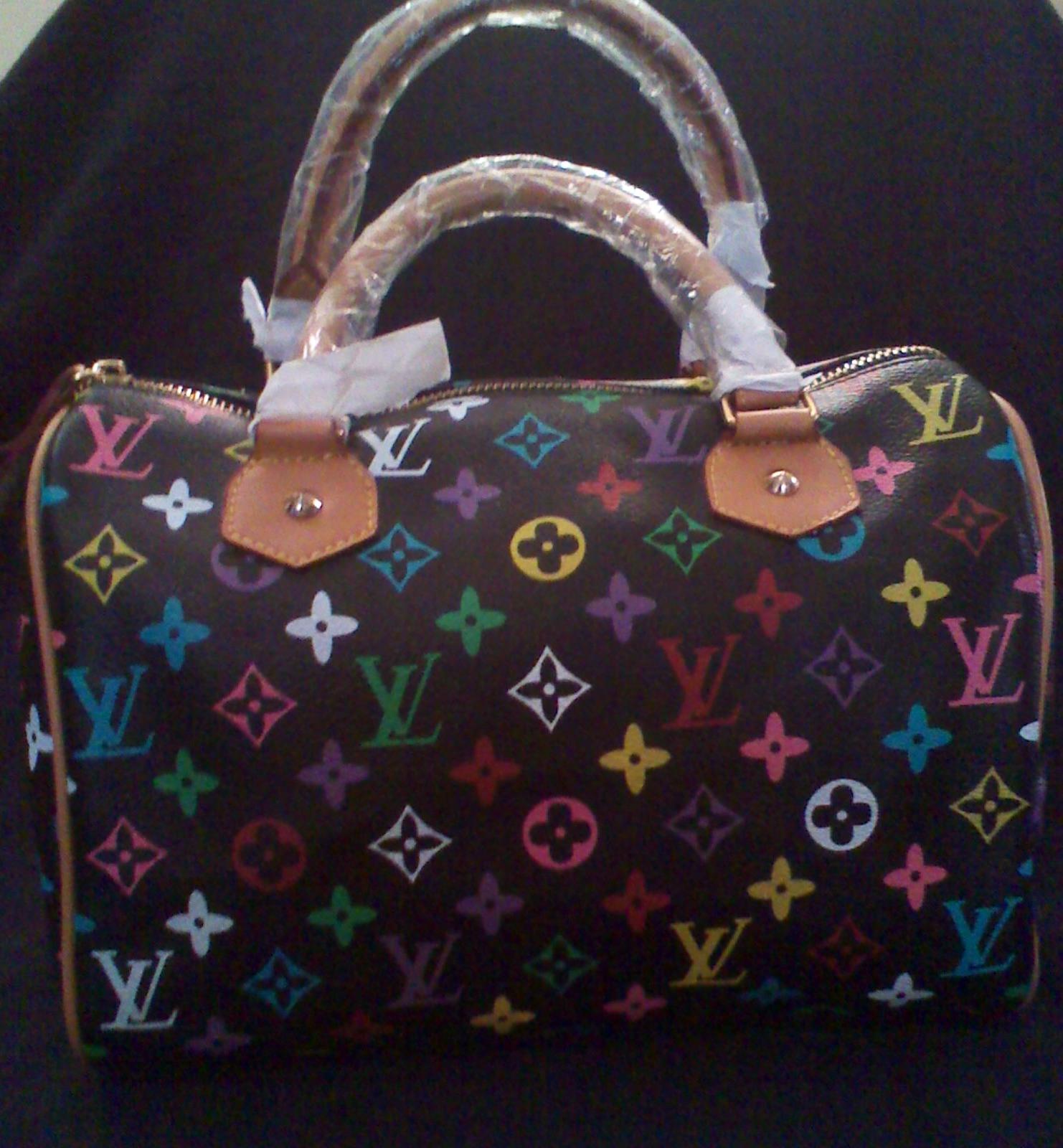 8d461b5990dd Brand  Louis Vuitton replica. Material  Coated Fabric